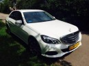 Прокат Mercedes E