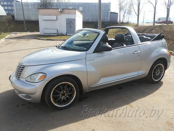 Chrysler pt cruiser инструкция