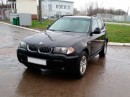Прокат BMW X3