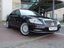 Прокат Mercedes S W221
