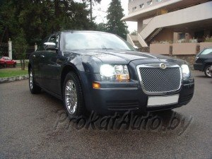 Прокат Chrysler 300C