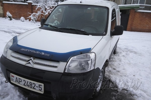 Прокат Citroen Berlingo