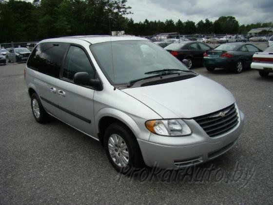 Прокат Chrysler Town and country